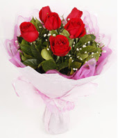 9 adet kaliteli görsel kirmizi gül  Iğdır Söğütlü çiçek siparişi sitesi