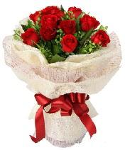 12 adet kırmızı gül buketi  Iğdır çiçek yolla yurtiçi ve yurtdışı çiçek siparişi