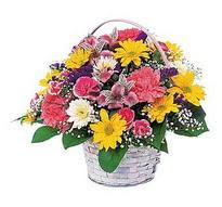 Iğdır Konaklı internetten çiçek siparişi  mevsim çiçekleri sepeti özel