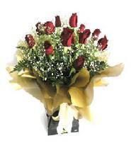 Iğdır Melekli anneler günü çiçek yolla  11 adet kirmizi gül  buketi