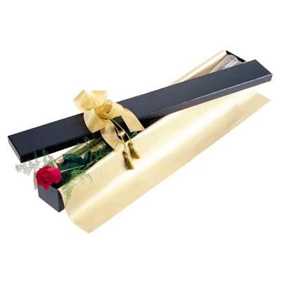 Iğdır Kasımcan kaliteli taze ve ucuz çiçekler  tek kutu gül özel kutu