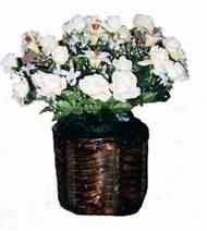 yapay karisik çiçek sepeti   Iğdır Hoşhaber çiçek servisi , çiçekçi adresleri