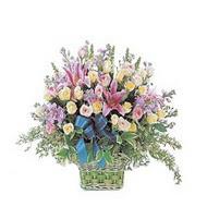 sepette kazablanka ve güller   Iğdır Söğütlü çiçek siparişi sitesi