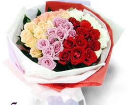 SEVENLERE ÖZEL 51 ADET GÜL  Iğdır Enginalan uluslararası çiçek gönderme