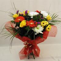 Iğdır Aşağı erhacı online çiçek gönderme sipariş  Karisik mevsim demeti