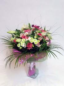Iğdır Aşağı erhacı online çiçek gönderme sipariş  karisik mevsim buketi mevsime göre hazirlanir.