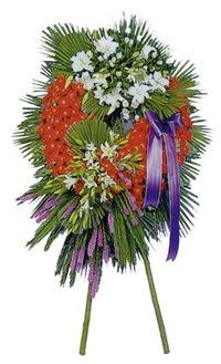 Iğdır Hoşhaber çiçek servisi , çiçekçi adresleri  cenaze çelengi
