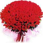 Iğdır Alikamerli çiçek satışı  1001 adet kirmizi gülden çiçek tanzimi