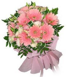 Iğdır Yaycı çiçek mağazası , çiçekçi adresleri  Karisik mevsim çiçeklerinden demet