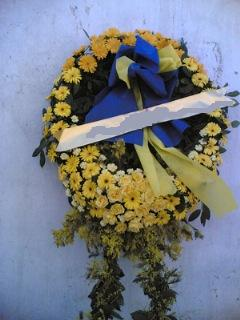 Cenaze çiçek , cenaze çiçegi , çelengi  Iğdır Hoşhaber çiçek servisi , çiçekçi adresleri