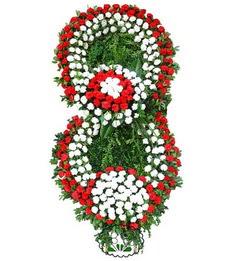 Görsel Cenaze çiçek , cenaze çiçek , çelengi  Iğdır Kasımcan kaliteli taze ve ucuz çiçekler