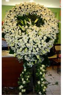 Cenaze çelenk , cenaze çiçekleri , çelengi  Iğdır 7 kasım çiçekçiler