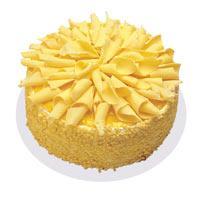 Muzlu pasta 4 ile 6 kisilik yas pasta  Iğdır Karaağaç internetten çiçek satışı