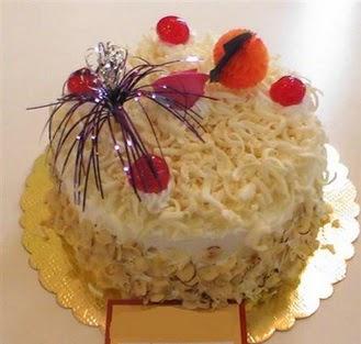 pasta siparisi 4 ile 6 kisilik yaspasta mis lezzette  Iğdır Karaağaç internetten çiçek satışı
