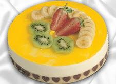 pasta gönderme 4 ile 6 kisilik yas pasta muzlu yaspasta  Iğdır karakoyunlu çiçek gönderme sitemiz güvenlidir