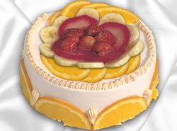 leziz pastane 4 ile 6 kisilik yas pasta meyvali yaspasta  Iğdır Tuzluca çiçek yolla