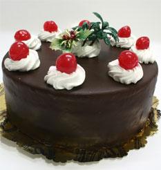 4 ile 6 kisilik yas pasta çikolatali taze pastaci  Iğdır çiçek yolla yurtiçi ve yurtdışı çiçek siparişi
