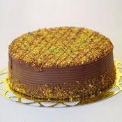 sanatsal pastaci 4 ile 6 kisilik krokan çikolatali yas pasta  Iğdır Hoşhaber çiçek servisi , çiçekçi adresleri