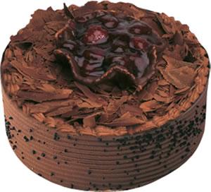 pasta satisi 4 ile 6 kisilik çikolatali yas pasta  Iğdır Konaklı internetten çiçek siparişi