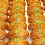 online pastaci Essiz lezzette 1 kilo Sekerpare  Iğdır Akyumak 14 şubat sevgililer günü çiçek