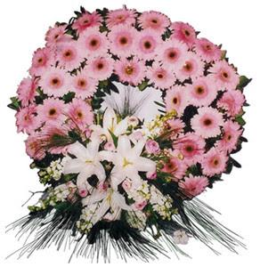 Cenaze çelengi cenaze çiçekleri  Iğdır Özdemir hediye sevgilime hediye çiçek