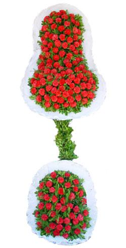 Dügün nikah açilis çiçekleri sepet modeli  Iğdır Hoşhaber çiçek servisi , çiçekçi adresleri