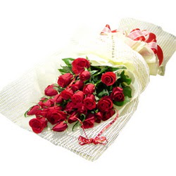 Çiçek gönderme 13 adet kirmizi gül buketi  Iğdır 7 kasım çiçekçiler