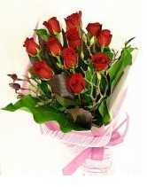 11 adet essiz kalitede kirmizi gül  Iğdır çiçek yolla yurtiçi ve yurtdışı çiçek siparişi