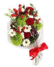 Kız arkadaşıma hediye mevsim demeti  Iğdır Karakuyu çiçek online çiçek siparişi