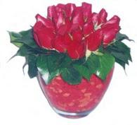 Iğdır Hoşhaber çiçek servisi , çiçekçi adresleri  11 adet kaliteli kirmizi gül - anneler günü seçimi ideal