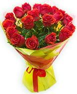 19 Adet kırmızı gül buketi  Iğdır Özdemir hediye sevgilime hediye çiçek