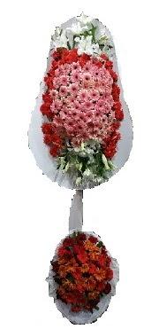 çift katlı düğün açılış sepeti  Iğdır Enginalan uluslararası çiçek gönderme