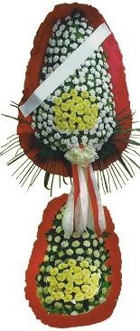 Çift katlı düğün açılış çiçeği  Iğdır Aralık İnternetten çiçek siparişi