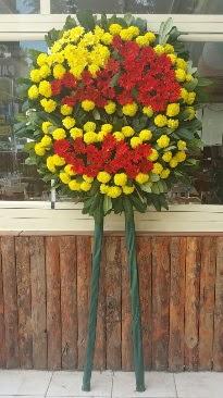 Cenaze çelengi çiçek modeli  Iğdır karakoyunlu çiçek gönderme sitemiz güvenlidir