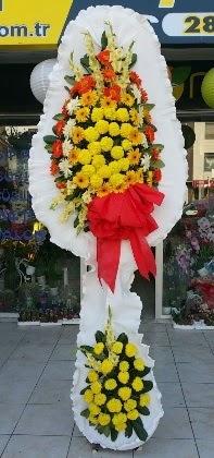 Çift katlı düğün nikah açılış çiçeği  Iğdır Hakveis çiçek gönderme