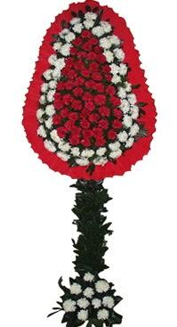 Çift katlı düğün nikah açılış çiçek modeli  Iğdır Halfeli cicek , cicekci