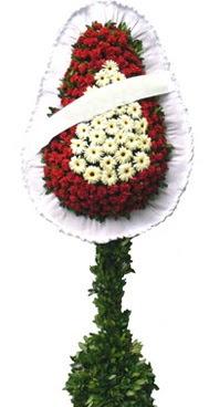 Çift katlı düğün nikah açılış çiçek modeli  Iğdır Bağlar ucuz çiçek gönder