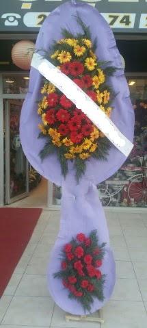 Çift katlı nikah düğüne çiçek modeli  Iğdır Melekli anneler günü çiçek yolla