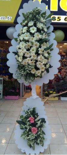 Çift katlı düğün nikah açılış çiçeği  Iğdır Karaağaç internetten çiçek satışı