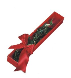 Iğdır çiçekçiler , çiçek yolla , çiçek gönder , çiçekçi   tek kutu gül sade ve sik