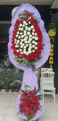 Çift katlı işyeri açılış çiçek modeli  Iğdır Cumhuriyet çiçek siparişi vermek