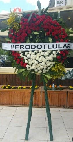 Cenaze çelengi cenazeye çiçek modeli  Iğdır 7 kasım çiçekçiler