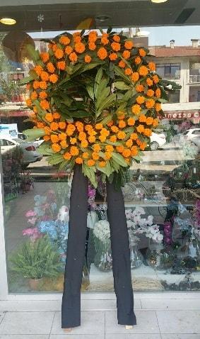 Cenaze çiçeği cenaze çelengi çiçek modeli  Iğdır Söğütlü çiçek siparişi sitesi