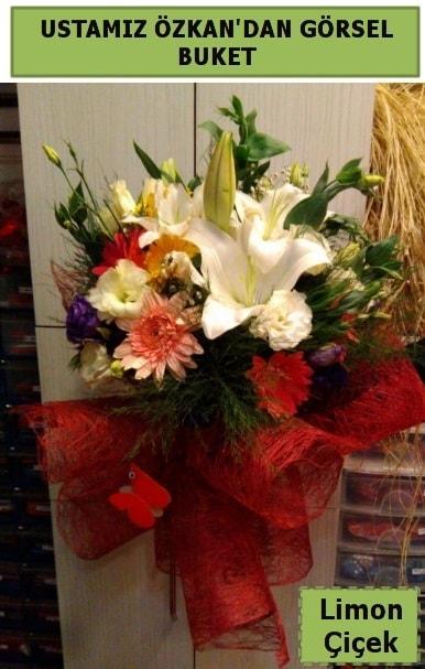Karışık görsel mevsim çiçeği  Iğdır Cumhuriyet çiçek siparişi vermek