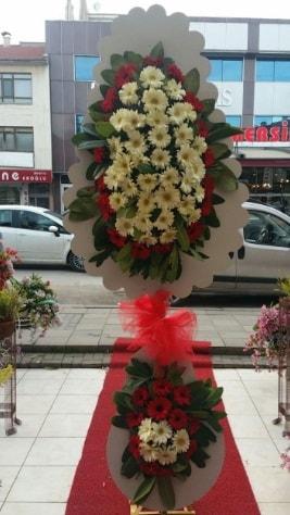 Çift katlı düğün açılış çiçeği  Iğdır 7 kasım çiçekçiler