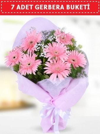 Pembe Gerbera Buketi  Iğdır Konaklı internetten çiçek siparişi
