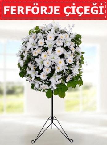 Ferförje aranjman çiçeği  Iğdır Cumhuriyet çiçek siparişi vermek
